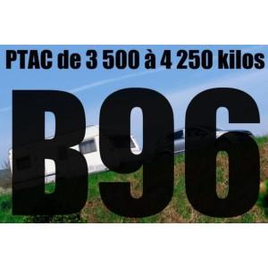 La Formation B96 - 7h