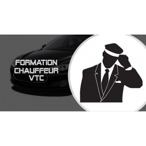 Formation initiale chauffeur VTC