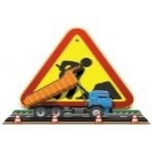 Signalisation temporaire et balisage de chantier
